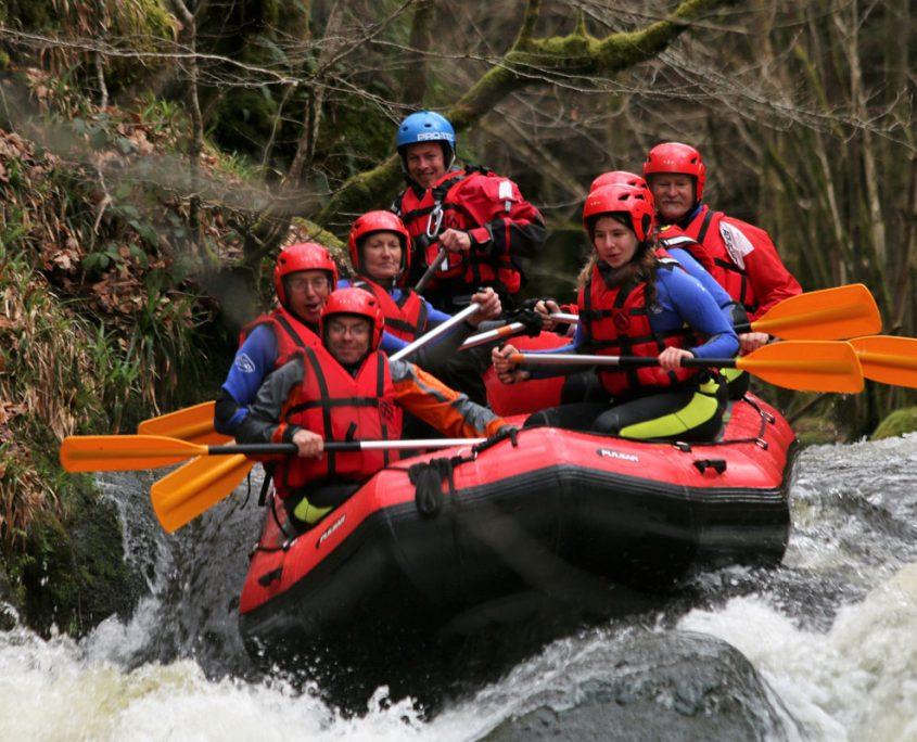 Évasion Rafting Morvan
